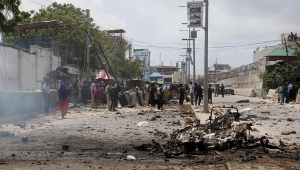 الصومال.. هجوم انتحاري يستهدف مركزا لقوات حفظ السلام