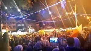 فوز العنابي يبث الفرحة في أقطار عربية
