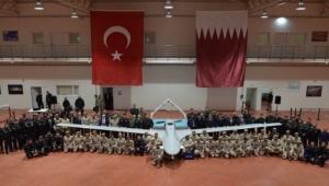 """قطر تستلم طائرات """"بيرقدار تي بي 2"""" بدون طيار العسكرية التركية"""