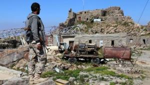 تعز.. استشهاد مواطن وإصابة طفل بانفجار لغم زرعه الحوثيون في الشقب