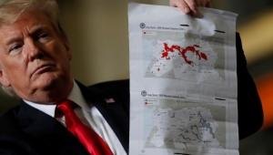 ترامب: حان وقت اعتراف أمريكا بسيادة إسرائيل على الجولان