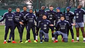 نجم منتخب فرنسا مطلوب من جماهير ريال مدريد