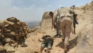 مأرب.. قتلى وجرحى في تجدد للمعارك بجبل هيلان بين الجيش والحوثيين