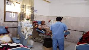 الوكيل كلشات يتبرع بخمسةملايين ريال لمرضى الفشل الكلوي ونزلاء مستشفى الغيضة