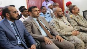 حفل خطابي في ذكرى الوحدة بسقطرى والمحافظ يرفض تشكيل المليشيا بالجزيرة
