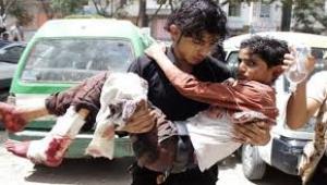 اتهامات حقوقية للحوثيين بارتكاب جرائم حرب في تعز وسط اليمن