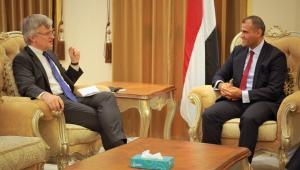 مسؤول حكومي: لا حديث عن مشاورات سلام قادمة دون تنفيذ اتفاق ستوكهولم