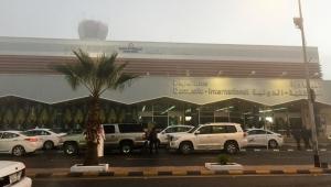 التحالف: مقتل سوري وإصابة سبعة في هجوم حوثي بمطار أبها