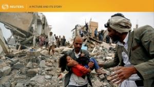 ميدل إيست آي: بريطانيا تتظاهر بالجهل إزاء قصف المدنيين في اليمن