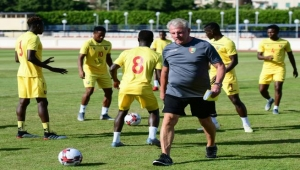 مدرب غينيا: الجزائر أفضل منتخبات البطولة والمواجهة صعبة