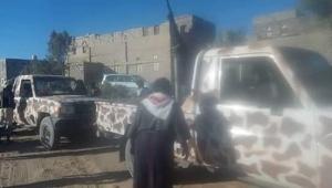 """مواجهات عنيفة بين قوات مدعومة من الإمارات وقبائل """"آل المحضار"""" في  شبوة"""