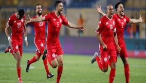 """""""نسور قرطاج"""" تُحلّق عالياً وتبلغ ربع نهائي كأس أفريقيا"""