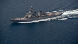 مساعٍ أمريكية لتشكيل تحالف عسكري لحماية المياه الدولية قبالة إيران واليمن