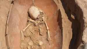 هل تعد رفات مقبرة عسقلان دليلا على أصول الفلسطينيين الأوروبية أم الشامية؟