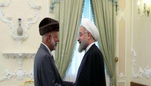 وزير الخارجية العماني يبحث في إيران سلامة الملاحة الدولية بمضيق هرمز