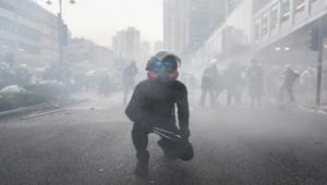 """وكالة """"فيتش"""" تخفض التصنيف الائتماني لهونغ كونغ بسبب التظاهرات المستمرة"""