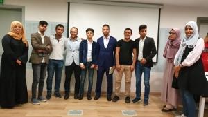 هيئة إدارية جديدة للطلاب اليمنيين في ولاية كوجايلي التركية