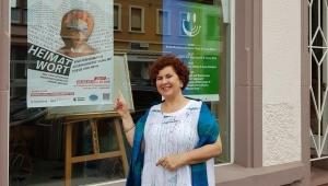 رئيسة جمعية أصدقاء الفن والثقافة العربية بألمانيا: اللغة والثقافة العربية حلمي