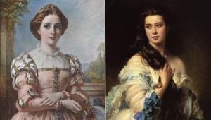 الأناقة الملكية.. 4 لوحات شكلت دليلا خصبا لملابس الملكات