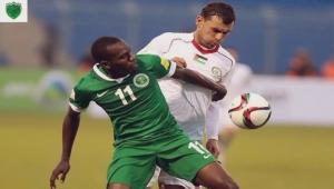 التعادل السلبي يفرض نفسه على نتيجة مباراة السعودية وفلسطين