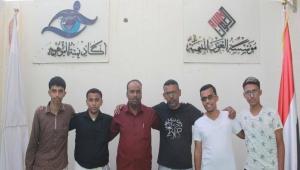 أكاديمية الموهوبين في اليمن تشارك في المؤتمر العربي للروبوت المقام في السعودية