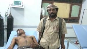 مقتل مواطن وإصابة آخر في انفجار عبوة ناسفة في الحديدة