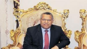 بن دغر: اتفاق الرياض خطوة مهمة لإنهاء الحرب في اليمن