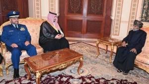 بن سلمان في مسقط والملف اليمني يتصدر أهداف الزيارة