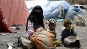 الحكومة اليمنية: 2 مليون امرأة نازحة منذ بدء الحرب