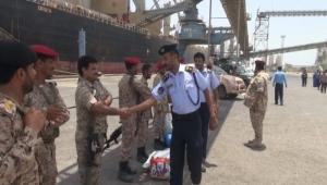 الحوثيون يعلنون ضبط 3 سفن إحداهن سعودية في المياه اليمنية