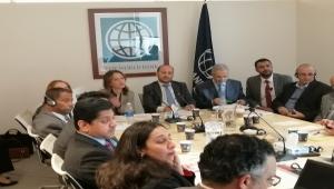 الحكومة تبحث مستوى تنفيذ المشاريع الممولة من البنك الدولي