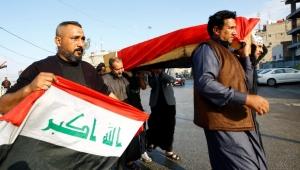 يوم دام في جنوب العراق.. أحداث الناصرية تطيح بقائد عسكري