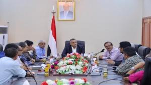 لقاء في عدن يناقش نشاط الهيئة العامة للآثار والمتاحف
