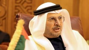 قرقاش: الأزمة مع قطر ما زالت مستمرة