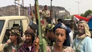 إشتباكات بين قوات الجيش ومسلحي الإنتقالي في أبين
