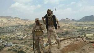 مقتل 10 حوثيين في مواجهات مع الجيش غربي الضالع