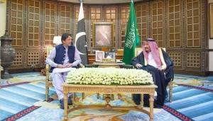 عمران خان يزور السعودية للمرة الرابعة خلال العام الجاري
