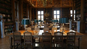 """أقدم مكتبة عامة في فرنسا.. إشعاع """"مازارين"""" الثقافي مستمر منذ 4 قرون"""