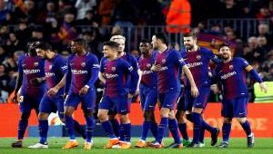 برشلونة يتعثر ويثير الشكوك قبل الكلاسيكو