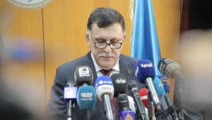 وقف إطلاق النار.. السراج يبشر الليبيين وموسكو تدعو أطراف النزاع إلى محادثات