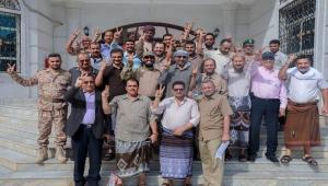 تحركات للانتقالي الجنوبي تنسف اتفاق الرياض