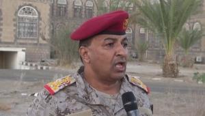 ناطق الجيش: 160قتيل وجريح ضحايا الهجوم الغادر على معسكر الاستقبال في مأرب