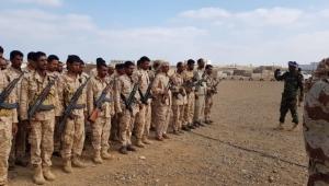 كتيبة عسكرية تتمرد على الشرعية وتعلن انضمامها للانتقالي