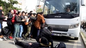 """رحلة لجوء سوري جديدة.. """"حافلات أوروبا"""" تتحرك من قلب إسطنبول"""