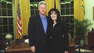 بيل كلينتون يكشف الدافع وراء علاقته بمونيكا.. وهيلاري تعلق