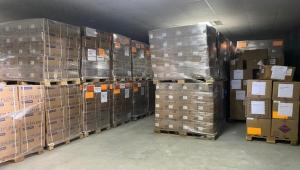 وزارة الصحة تتسلم معدات طبية من البنك الدولي لمواجهة كورونا