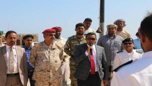 سقطرى: توجيهات بتفعيل إجراءات الوقاية في الموانئ احترازاً من كورونا
