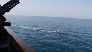 الحرس الثوري يهدد بتدمير السفن الأميركية بالخليج والبنتاغون يعلن تغيير قواعد الاشتباك