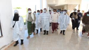 تماثُل أربع حالات مصابة بكورونا للشفاء وإيجابية 72 مخالط بحضرموت