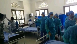 استنكار شعبي إزاء وفاة ثلاث حالات إصابة بكورونا في الضالع نتيجة الإهمال (تقرير)